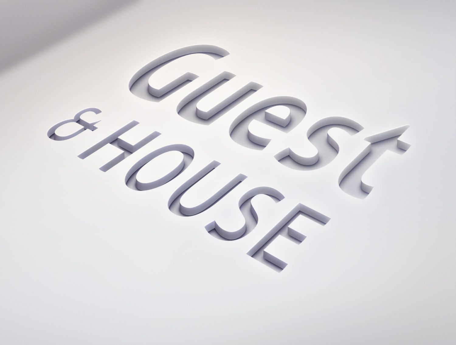Logo Guest and House