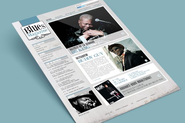 accueil blues magazine cover