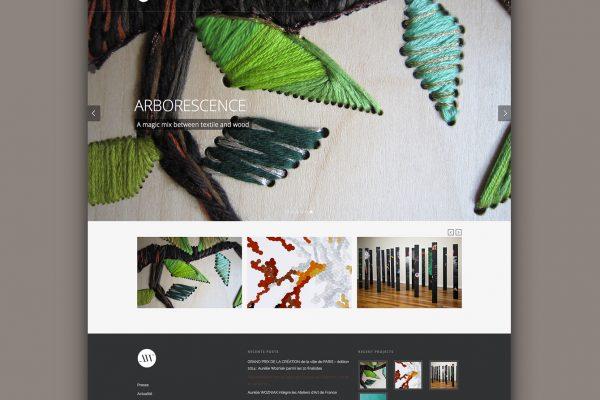 Aurélie Wozniak site web
