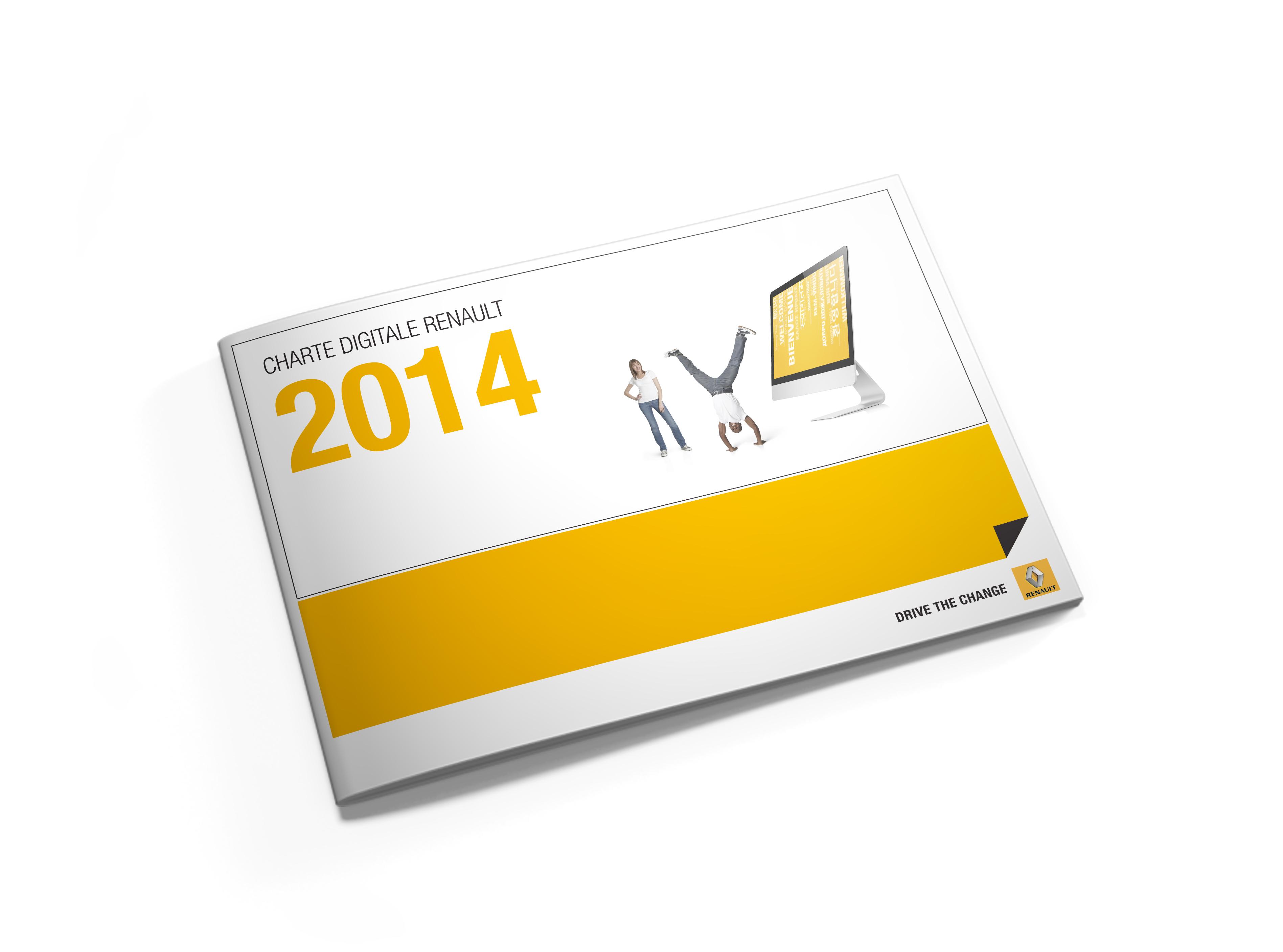 Charte graphique Renault
