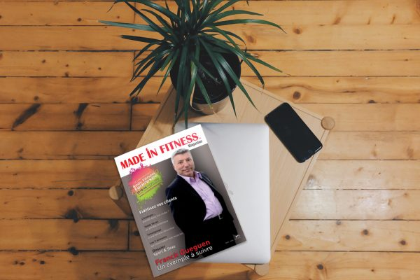 Magazine Made in Fitness