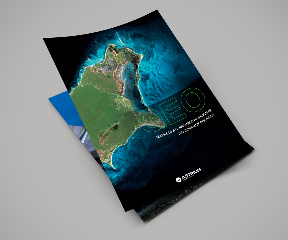 intercalaire brochure astrium