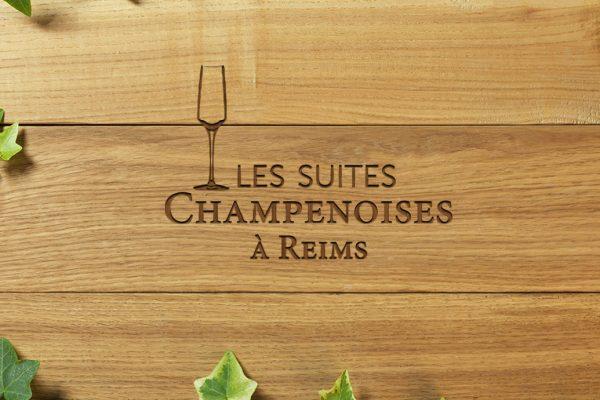 logo Les suites champenoises