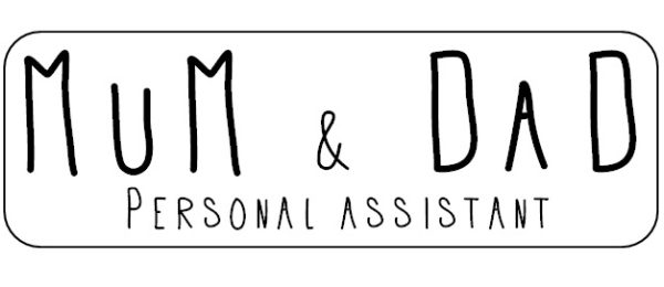 mum and dad logo