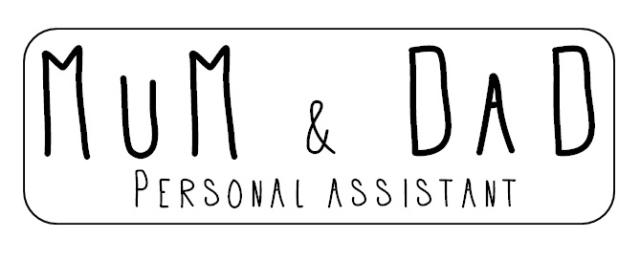 mum and dad logo