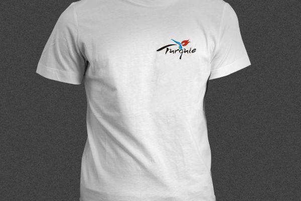 tshirt office de tourisme de turquie
