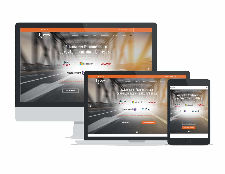 Site internet Kurmi