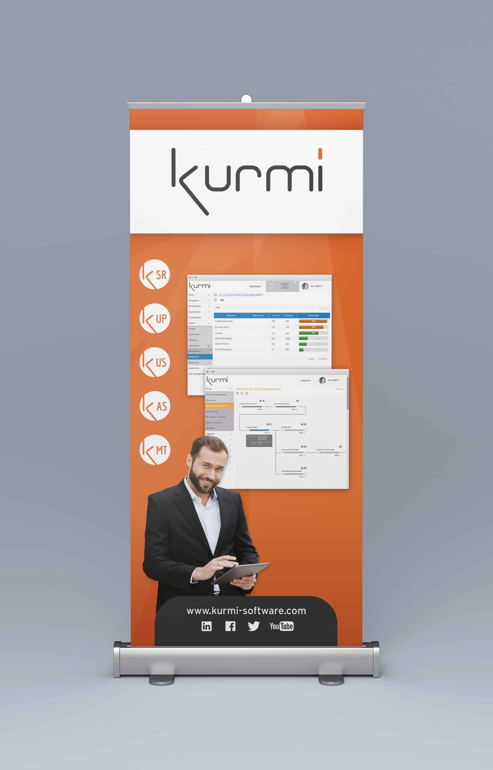 Roll Up Kurmi Software