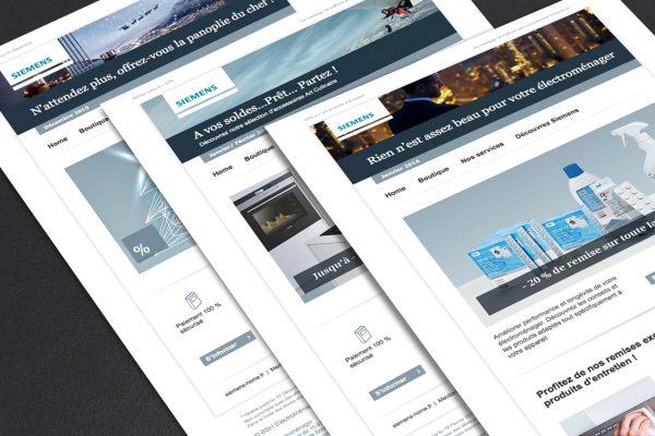 Emailing Siemens