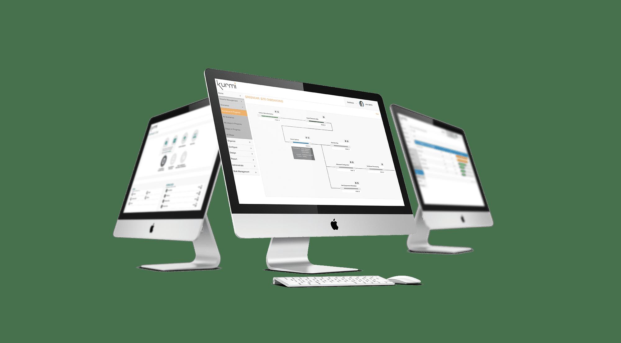 ecrans kurmi webdesign