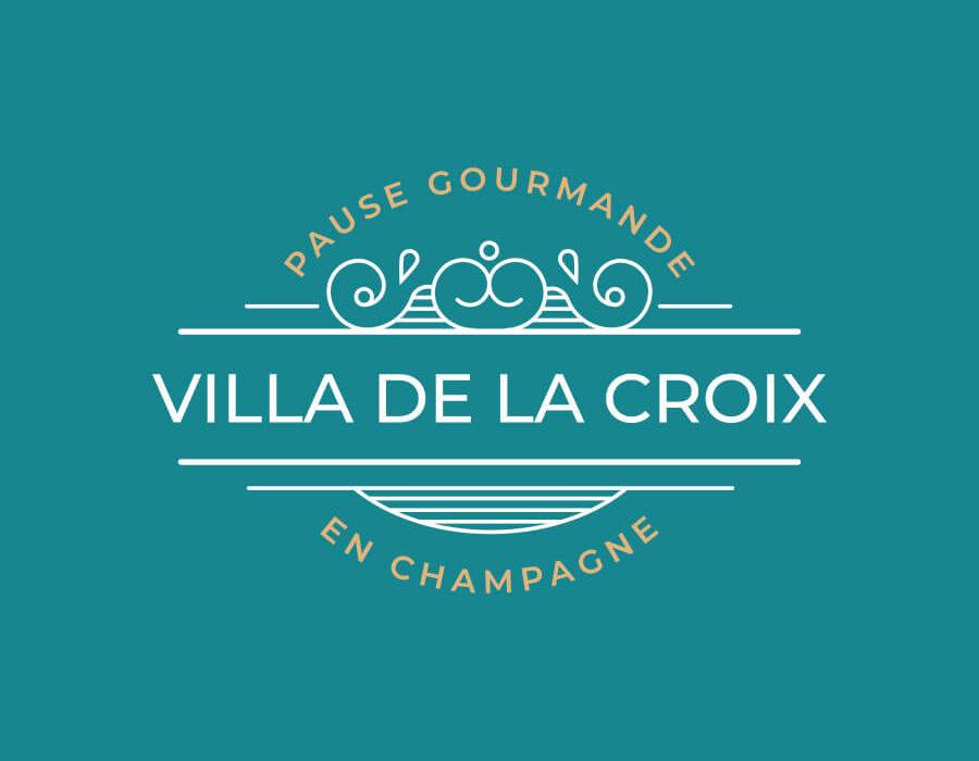 Logo - Villa de la Croix