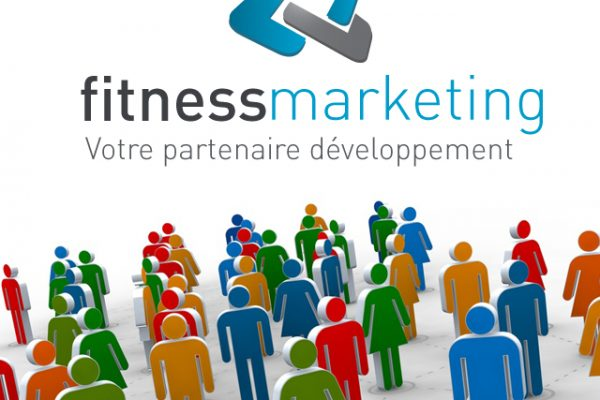 Logo fitness marketing
