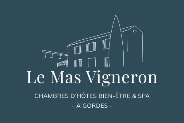 Logo - Le Mas Vigneron