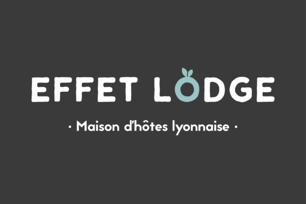logo Effet Lodge - maison d'hôtes lyonnaise