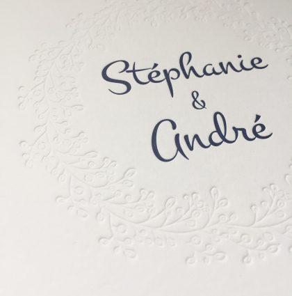 Stéphanie & André