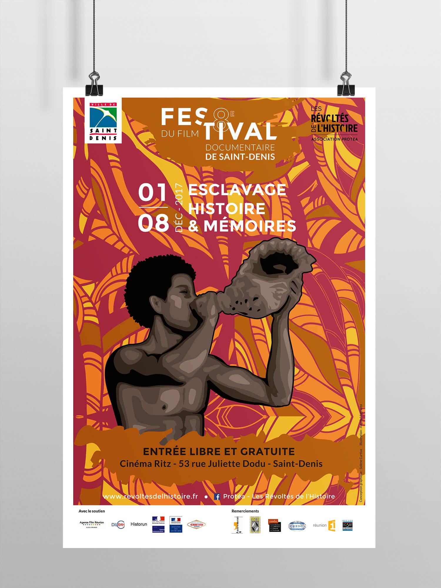 Les Révoltés de l'histoire - Festival de la Reunion