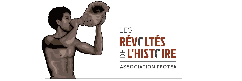 Logotype - Les Révoltés de l'Histoire