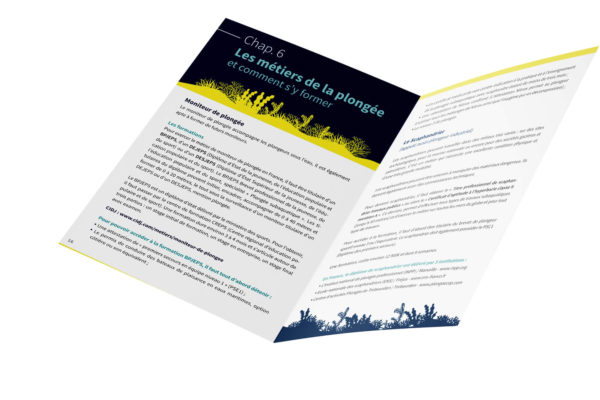 Livret Guide de la plongée en Martinique