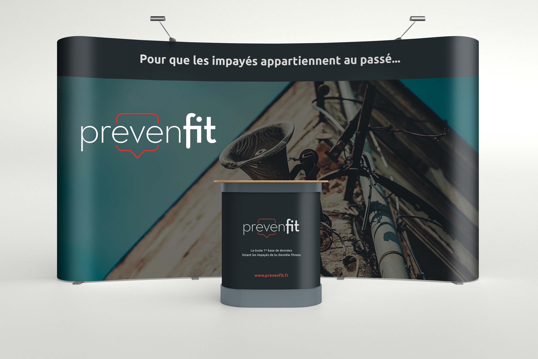 Stand salon Prevenfit
