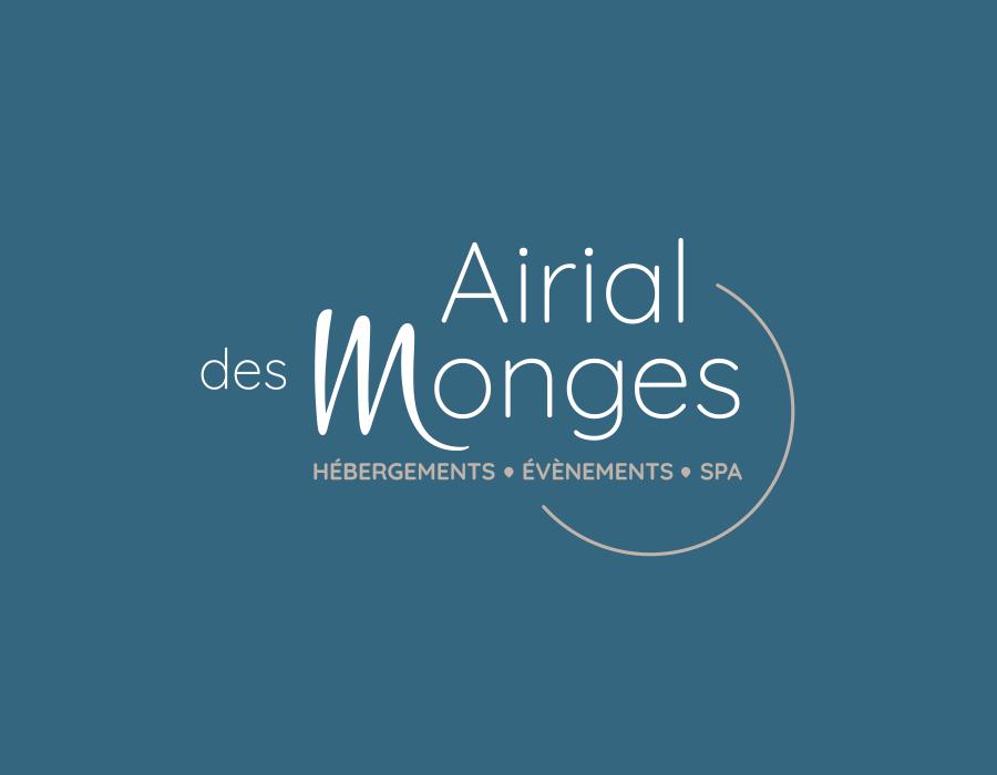 Logo - Airial des Monges