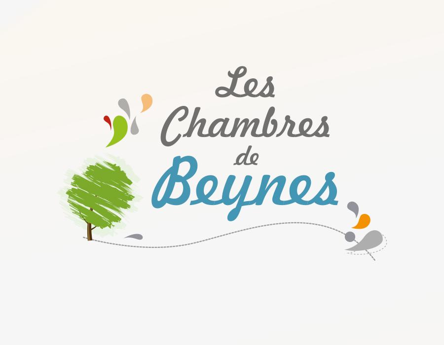 Logo - Chambres de Beynes