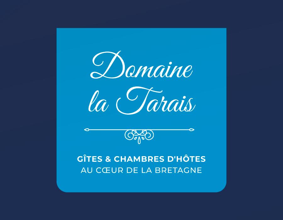 Logo - Domaine La Tarais