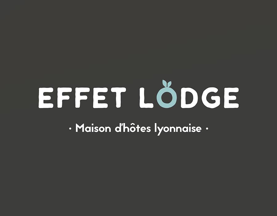 Logo - Effet Lodge