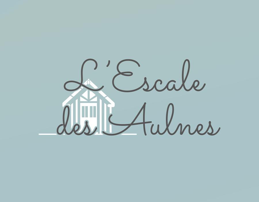 Logo - Escale des Aulnes