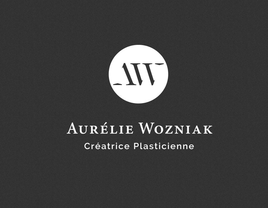 Logo - aurelie wozniak