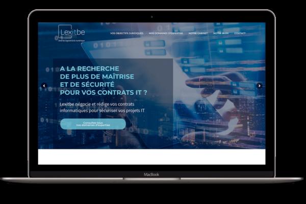 Lexitbe - Création graphique - Logo & Webdesign
